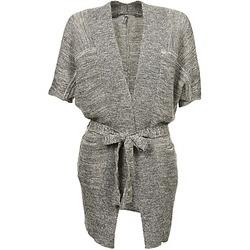 material Women Jackets / Cardigans Naf Naf NADO Grey