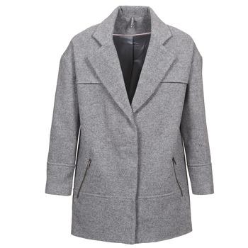 Coats Naf Naf ADELI Grey 350x350