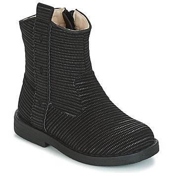 Shoes Girl Boots Mod'8 ZOULIA Black