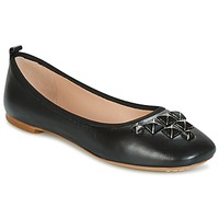 Shoes Women Ballerinas Marc Jacobs CLEO STUDDED Black