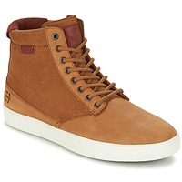 Shoes Men High top trainers Etnies JAMESON HTW Brown