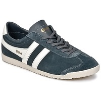 Shoes Low top trainers Gola BULLET SUEDE Grey / White