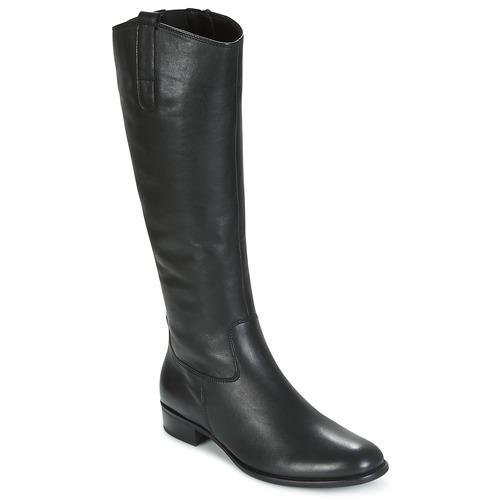 Shoes Women Boots Gabor PARLONI Black