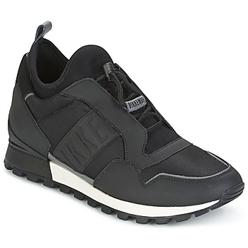 Shoes Men Low top trainers Bikkembergs FEND-ER 942 Black