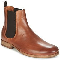 Shoes Men Mid boots Kost RAMEL 1 Cognac