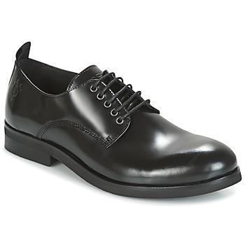 Shoes Men Derby shoes Kost ORNE Black