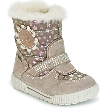 Shoes Girl Mid boots Primigi TITI-E GORE-TEX BEIGE