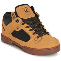 Shoes Men High top trainers DVS MILITIA BOOT Black