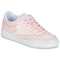 Shoes Women Low top trainers Reebok Classic CLUB C 85 FBT Pink