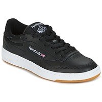 Shoes Low top trainers Reebok Classic CLUB C 85 C Black