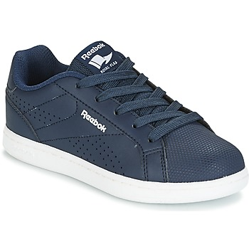 Shoes Boy Low top trainers Reebok Classic REEBOK ROYAL COMPLE MARINE
