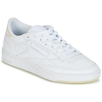 Shoes Women Low top trainers Reebok Classic CLUB C 85 L THR White