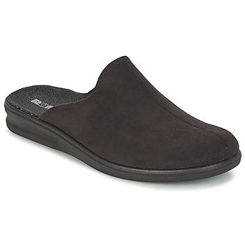 Shoes Men Slippers Romika PRASIDENT 445 Black