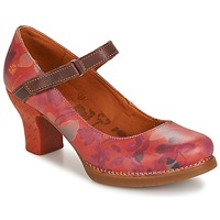 Shoes Women Court shoes Art HARLEM Red