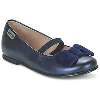Shoes Girl Ballerinas Garvalin GARDEN Blue