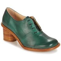 Shoes Women Low boots Neosens DEBINA Green
