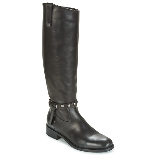 Shoes Women Boots Now POMODORO Black