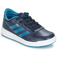 Shoes Boy Low top trainers adidas Performance ALTASPORT K MARINE