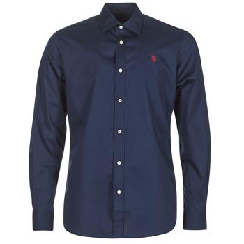 material Men long-sleeved shirts U.S Polo Assn. ZED Marine