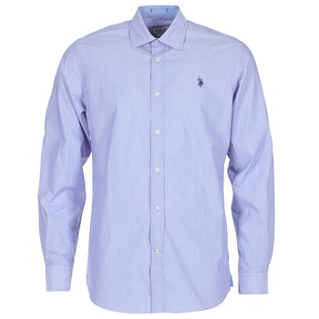 material Men long-sleeved shirts U.S Polo Assn. RUSTY MARINE
