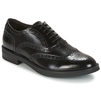 Shoes Men Derby shoes Stonefly CLASS II 2 BRUSH OFF Black