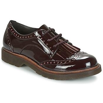 Shoes Women Derby shoes Coolway PRAGA BORDEAUX