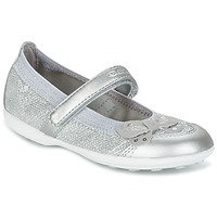 Shoes Girl Ballerinas Geox JR JODIE Avio