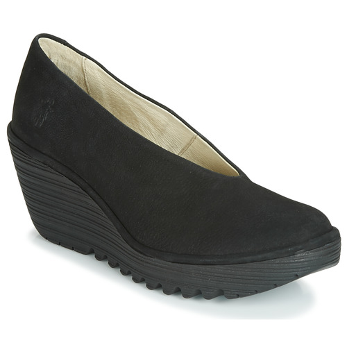 Shoes Women Court shoes Fly London CUPIDO Black