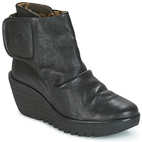 Shoes Women Ankle boots Fly London YOMI Black