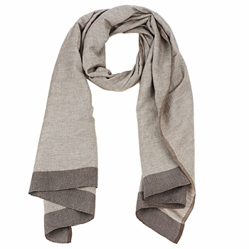Accessorie Women Scarves Antik Batik ZOE TAUPE