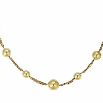 Watches Women Necklaces Antik Batik ASI NECKLACE Silver