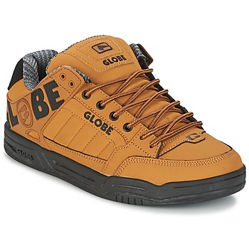 Shoes Men Low top trainers Globe TILT Camel