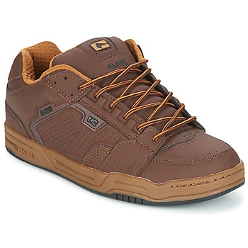 Shoes Men Low top trainers Globe SCRIBE Brown