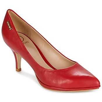 Shoes Women Court shoes Dumond MASTIZE Red