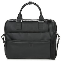 Bags Men Briefcases Serge Blanco MANHATTAN Black