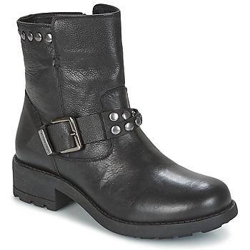 Shoes Women Mid boots Les Tropéziennes par M Belarbi LIAM Black