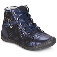 Shoes Girl High top trainers GBB ROMIE Vte / Marine