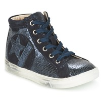 Shoes Girl High top trainers GBB MARTA Vtc / Marine