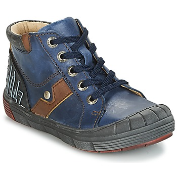 Shoes Boy High top trainers GBB RENOLD Vte / Marine