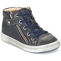 Shoes Boy Mid boots GBB NICO Vte / Marine