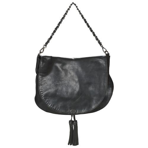 Bags Women Shoulder bags Ikks PLUMBER Black