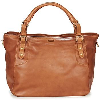 Bags Women Shoulder bags Ikks THE ARTIST COGNAC