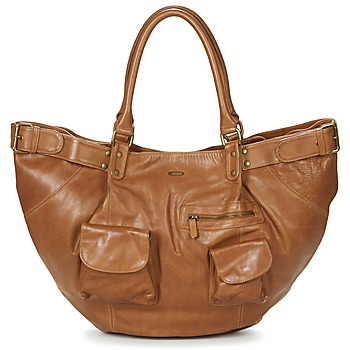 Bags Women Shoulder bags Ikks FISHERMAN COGNAC