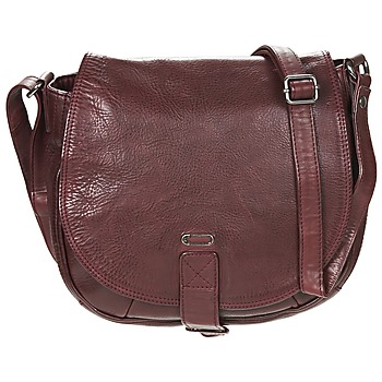 Bags Women Shoulder bags Ikks WAITER BORDEAUX