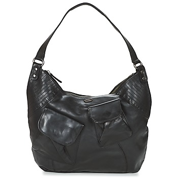 Bags Women Shoulder bags Ikks MRS FISHER Black