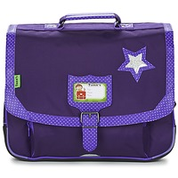 Bags Girl Satchels Tann's LES CHICS FILLES CARTABLE 38CM Violet