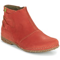 Shoes Women Mid boots El Naturalista ANGKOR Orange