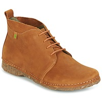 Shoes Women Mid boots El Naturalista ANGKOR Camel