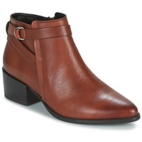 Shoes Women Ankle boots Vagabond MARJA Brown