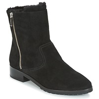 Shoes Women Mid boots MICHAEL Michael Kors ANDI FLAT BOOTIE Black